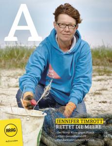 Arag Kundenmagazin A | Boros | Jennifer Timrott | Sankt Peter Ording