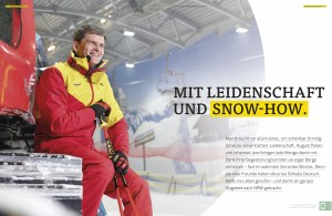 August Pollen | Skihalle Neuss | Arag A Magazin Titel | Boros